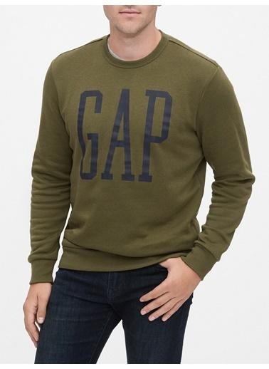 Gap Sweatshirt Yeşil